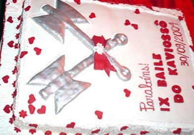 IX Baile do Kaviossô: Vermelho e Branco no Pelô