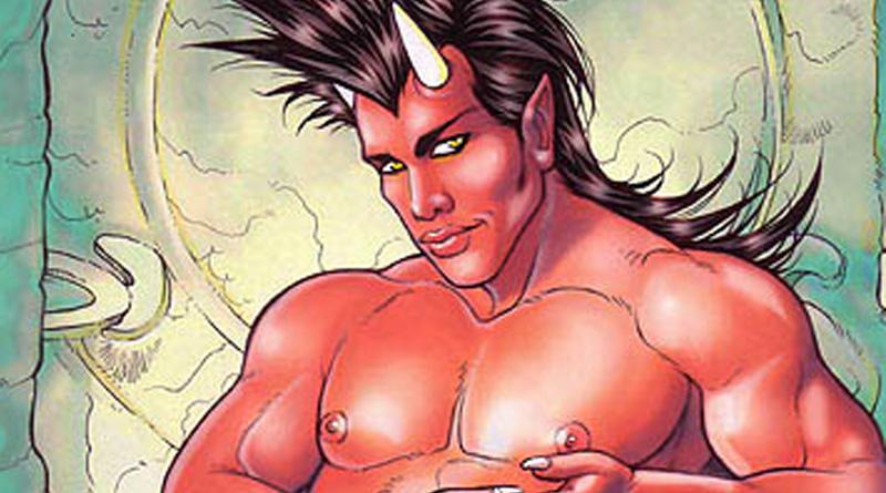 Ismael Alvarez, o andaluz dos debuxos gays!
