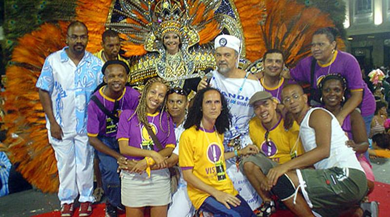 VIII Concurso Nacional de Fantasia Gay da Bahia
