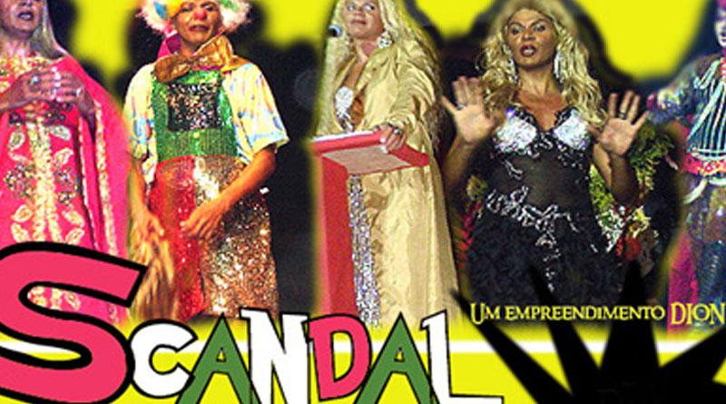 Dion Inaugura a Scandal em Feira