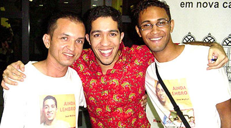 Lançamento do livro Ainda  Lembro de Jean Wyllys em Salvador