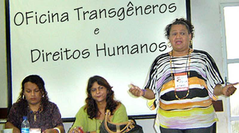 Governo da Bahia faz oficina com Transgêneros em Salvador